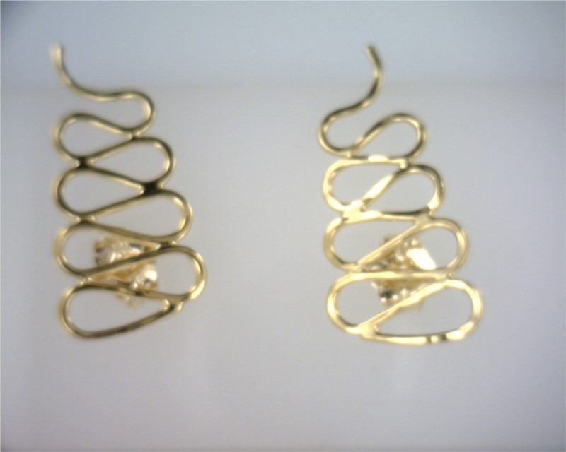 Earrings by Nancy B