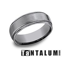 Wedding Bands - Gents by Benchmark